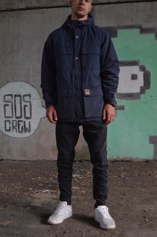 Шикарная мужская куртка carhartt 😍 {осень/ зима} - Фото 7