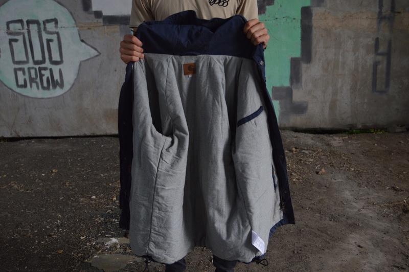 Шикарная мужская куртка carhartt 😍 {осень/ зима} - Фото 10