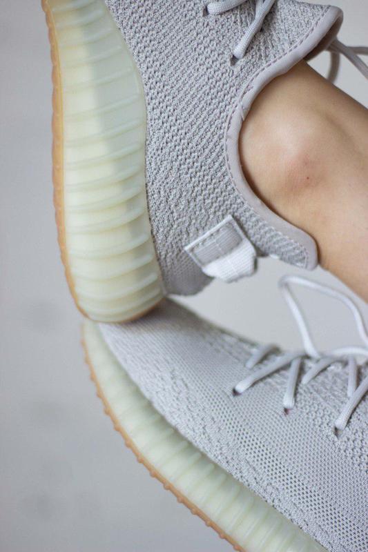 Шикарные кроссовки унисекс adidas yeezy boost v2, «sesame» 😍 (... - Фото 6