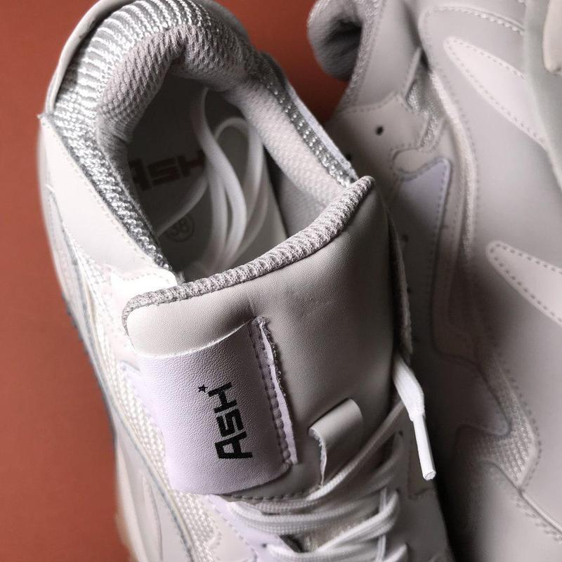 Шикарные женские кроссовки ash addict sneakers pink white 😍 (в... - Фото 3