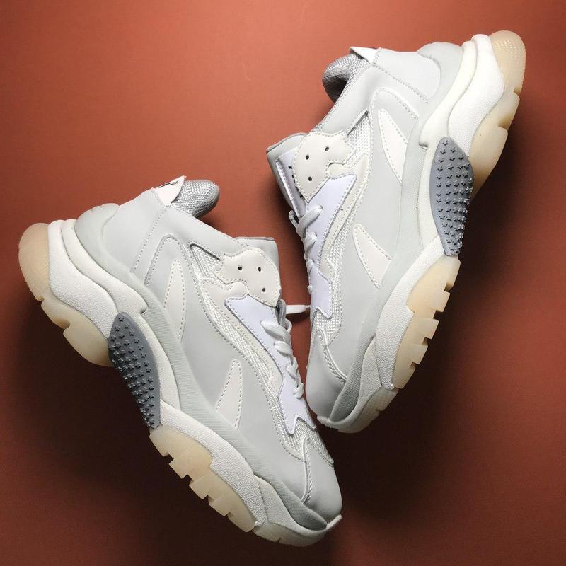 Шикарные женские кроссовки ash addict sneakers pink white 😍 (в... - Фото 4