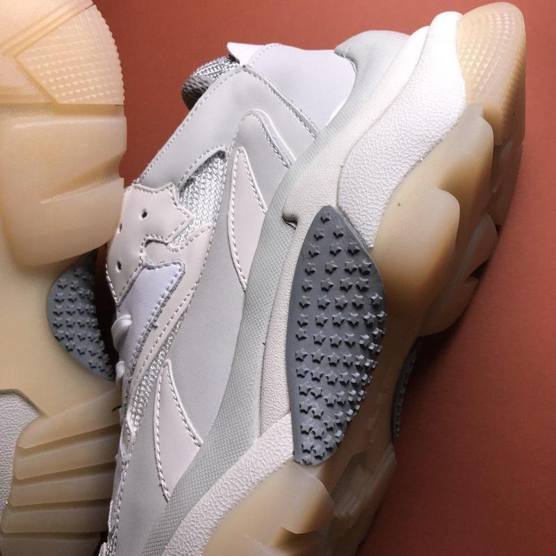 Шикарные женские кроссовки ash addict sneakers pink white 😍 (в... - Фото 6