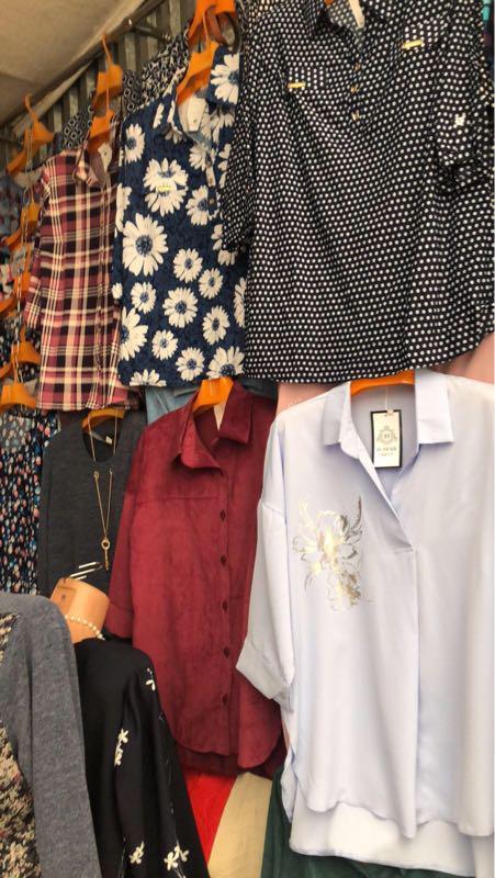 Блузки туники - Фото 2