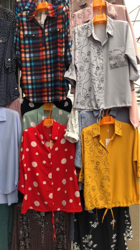 Блузки туники - Фото 3