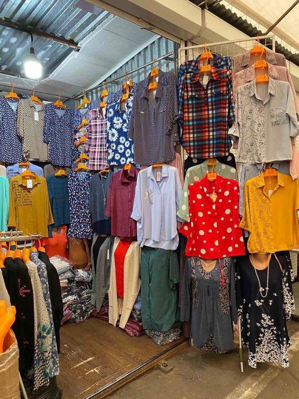 Блузки туники - Фото 5