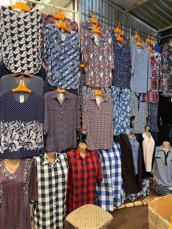 Блузки туники - Фото 8