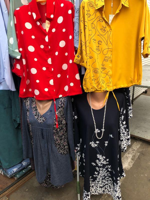 Блузки туники - Фото 9