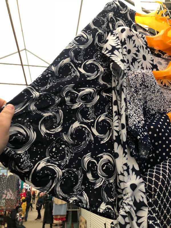 Блузки туники - Фото 10