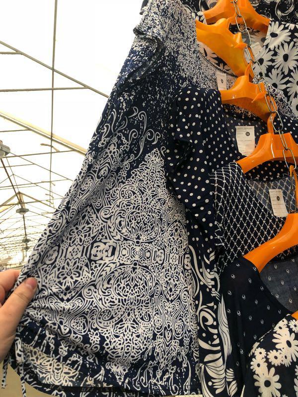 Блузки туники - Фото 12