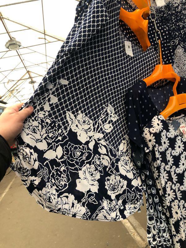 Блузки туники - Фото 13