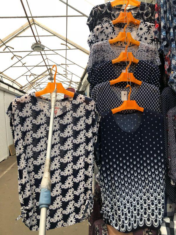 Блузки туники - Фото 14