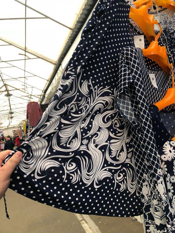 Блузки туники - Фото 19