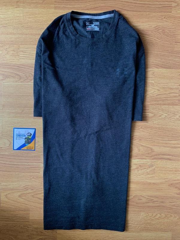 Шикарная мужская футболка under armour grey 😍