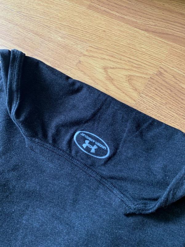 Шикарная мужская футболка under armour grey 😍 - Фото 4