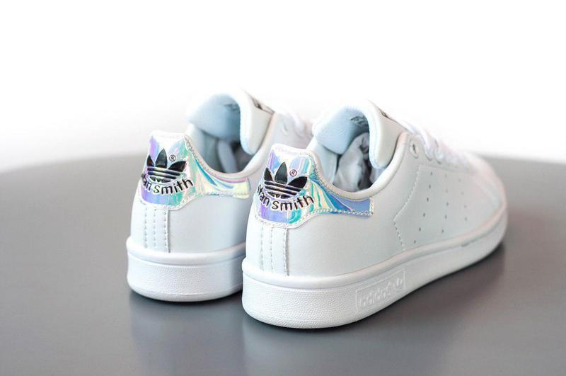 Шикарные женские кроссовки adidas stan smith white 😍 (весна/ л... - Фото 7