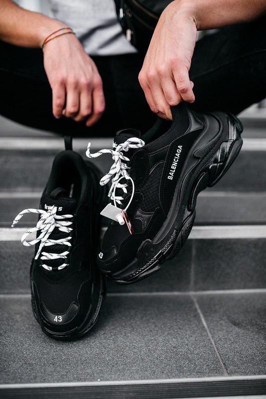 Шикарные хайповые кроссовки унисекс 😍 (весна/ лето/ осень) - Фото 9