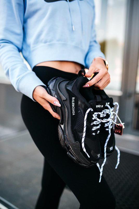 Шикарные хайповые кроссовки унисекс 😍 (весна/ лето/ осень) - Фото 10