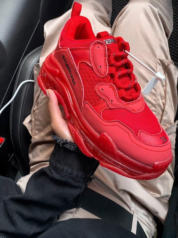 Шикарные хайповые кроссовки со слоённой подошвой унисекс 😍 (ве... - Фото 5