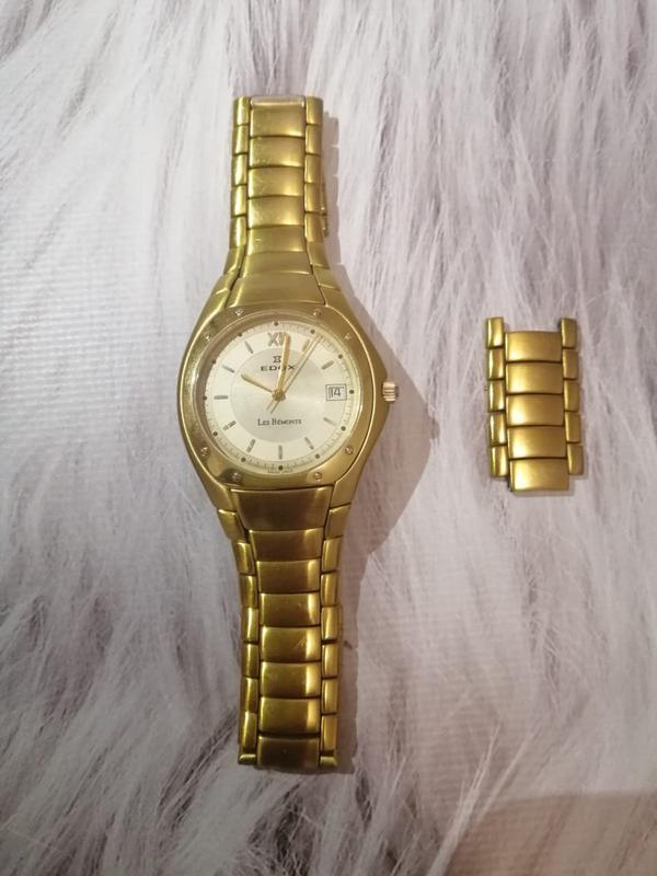Швейцарские часы Edox Les Bemonts
