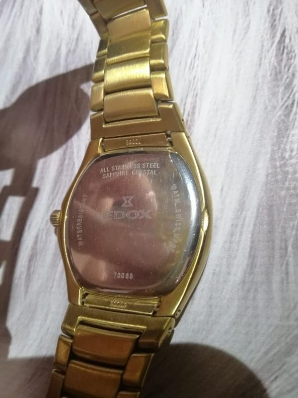 Швейцарские часы Edox Les Bemonts - Фото 2