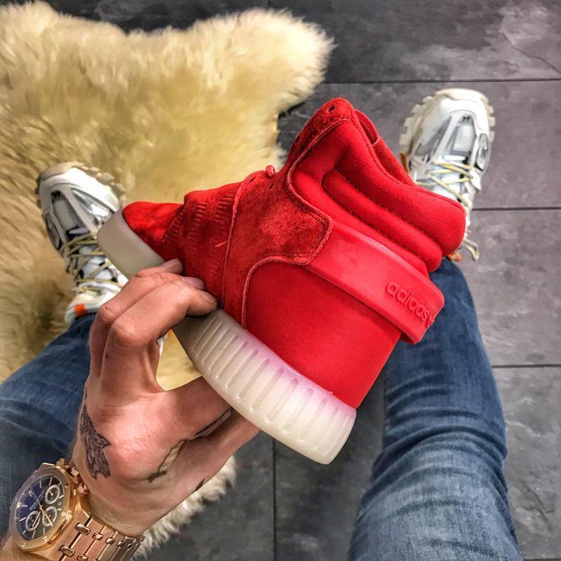 Шикарные мужские демисезонные кроссовки adidas tubular invader... - Фото 3