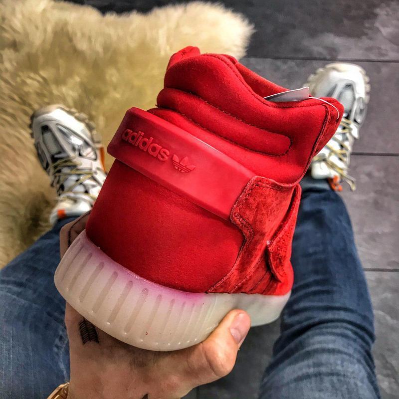Шикарные мужские демисезонные кроссовки adidas tubular invader... - Фото 7