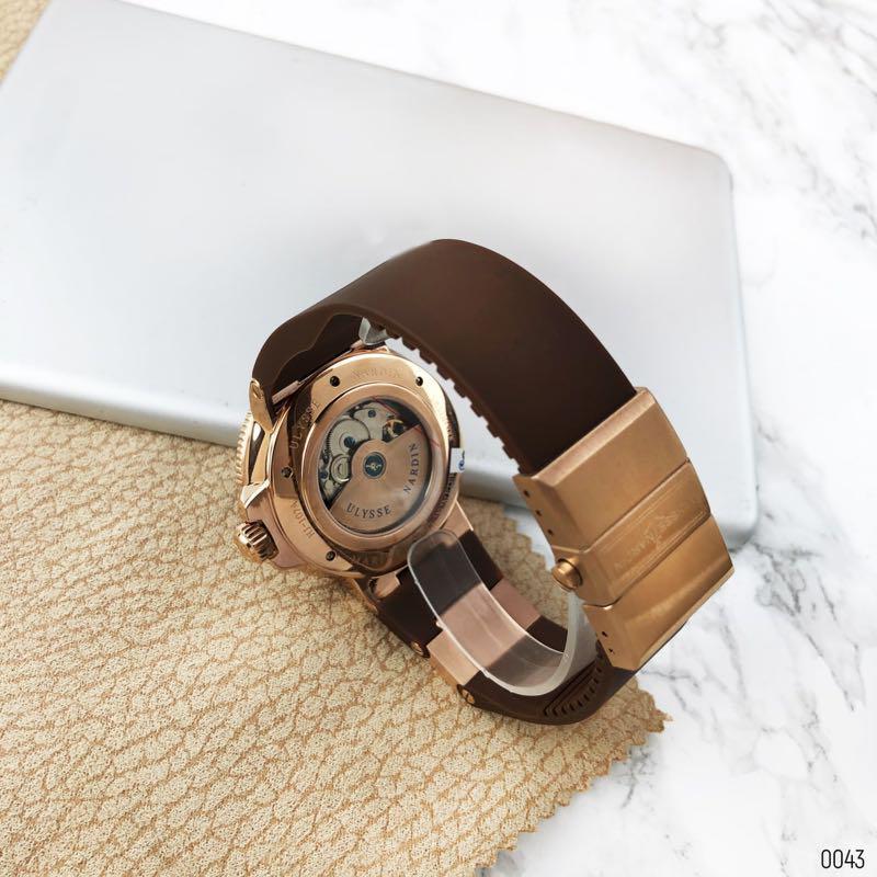 Часы Ulysse Nardin Maxi Marine - Фото 3