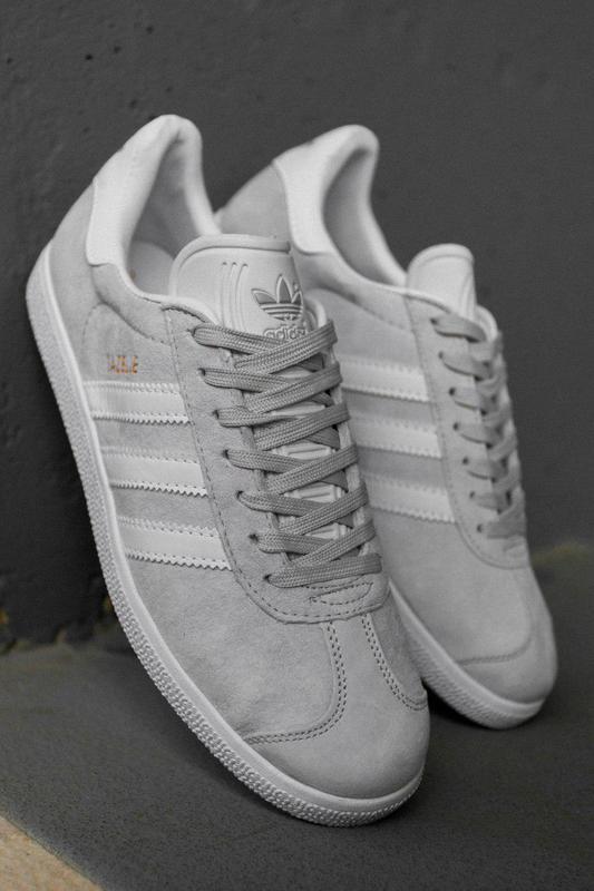 Шикарные кроссовки adidas gazelle grey унисекс 😍 (весна/ лето/...