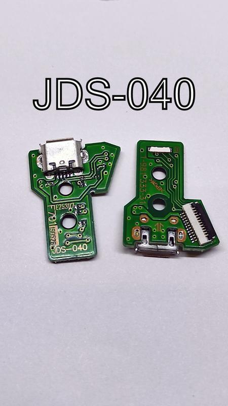 Плата Модуль Зарядки для Джойстика PS4 Dualshock 4 JDS 040 12pin