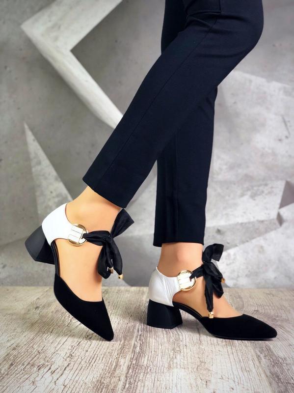 ❤невероятные женские стильные туфли ❤ - Фото 5