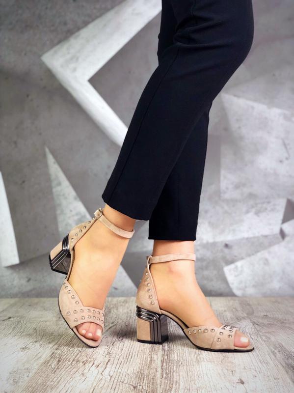 ❤невероятные женские стильные босоножки ❤ - Фото 4