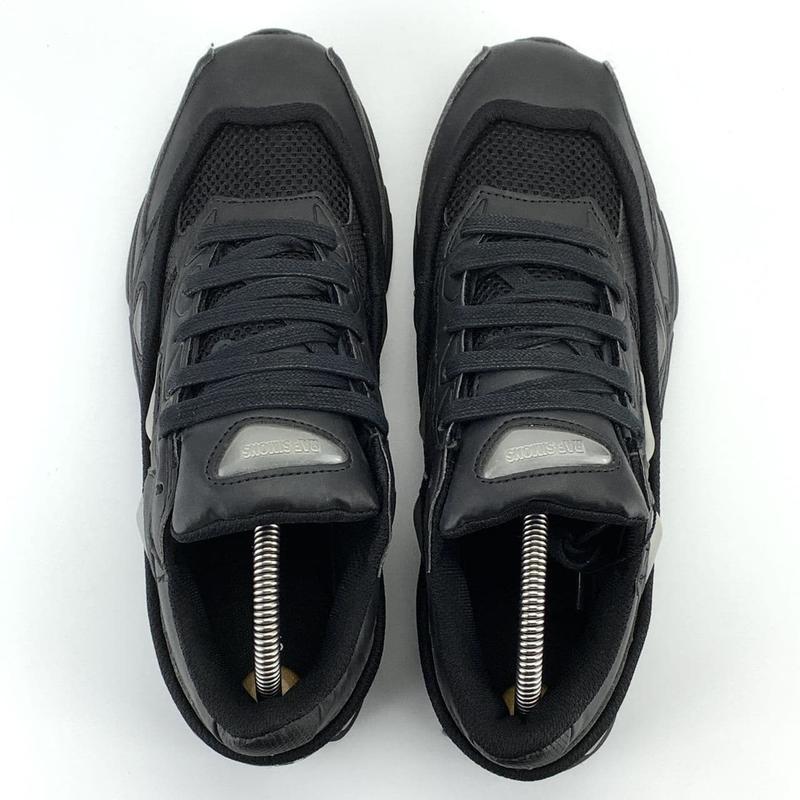 Мужские кроссовки adidas raf simons ozweego black  41-43 - Фото 4