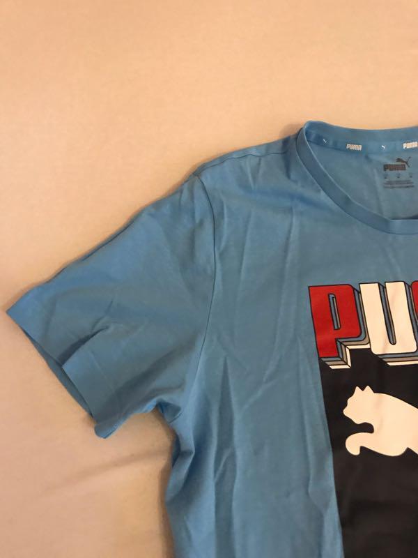 Чоловіча футболка Puma - Фото 4