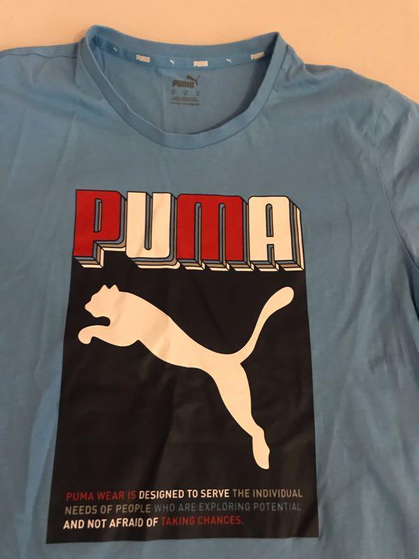 Чоловіча футболка Puma