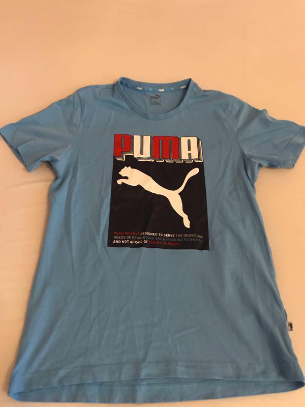Чоловіча футболка Puma - Фото 7