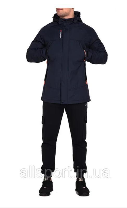 Мужская куртка - парка мужская. - Фото 3