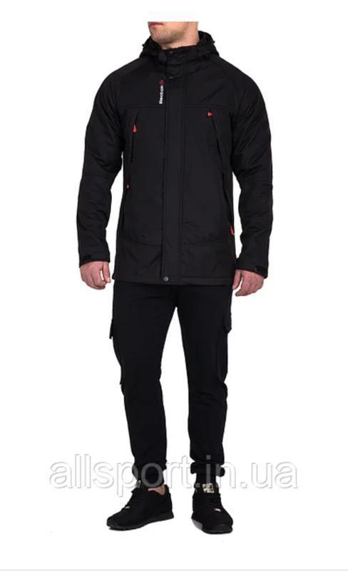 Мужская куртка - парка мужская. - Фото 6