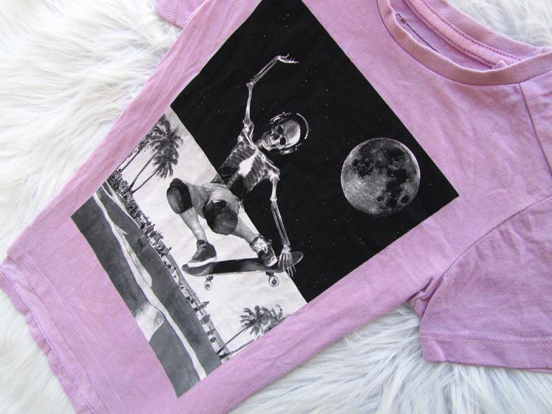 Стильная футболка next - Фото 3