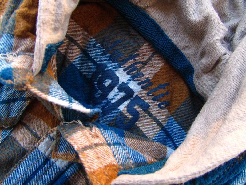 Качественная и стильная рубашка с капюшоном matalan - Фото 4