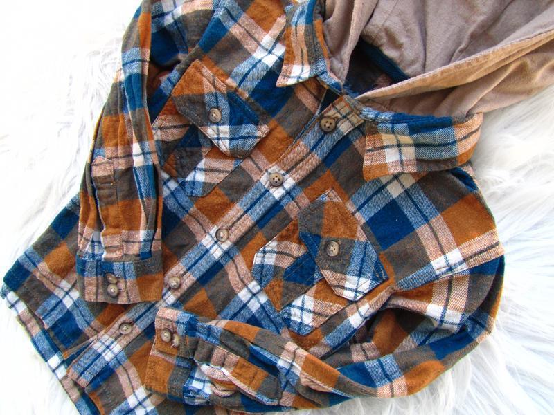 Качественная и стильная рубашка с капюшоном matalan - Фото 5