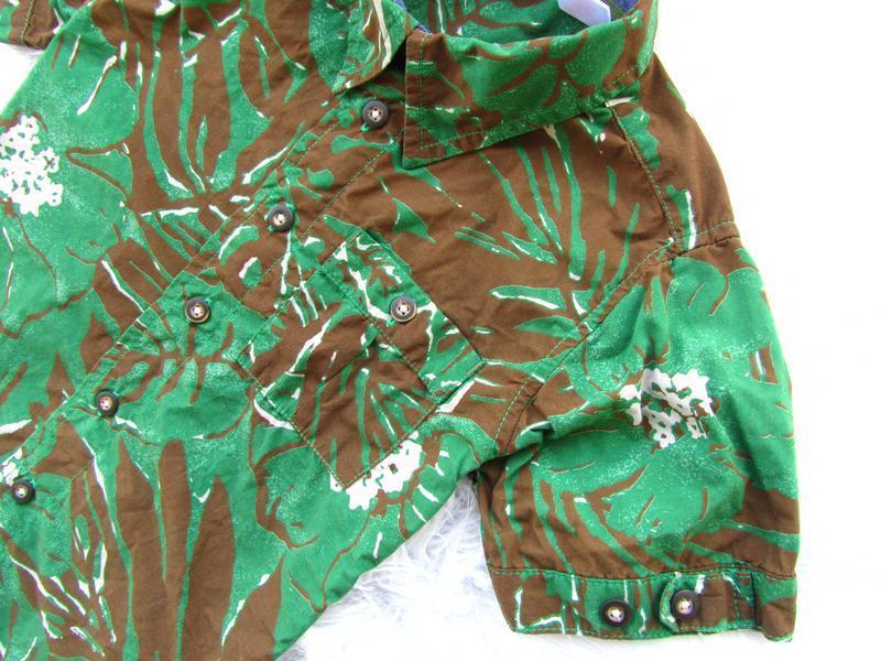 Стильная рубашка с коротким рукавом gap - Фото 2
