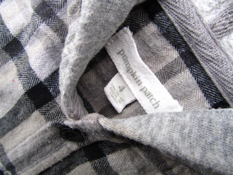Качественная и стильная рубашка с капюшоном  debenhams - Фото 2