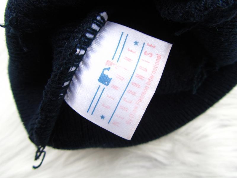 Стильная  шапка yankey - Фото 2