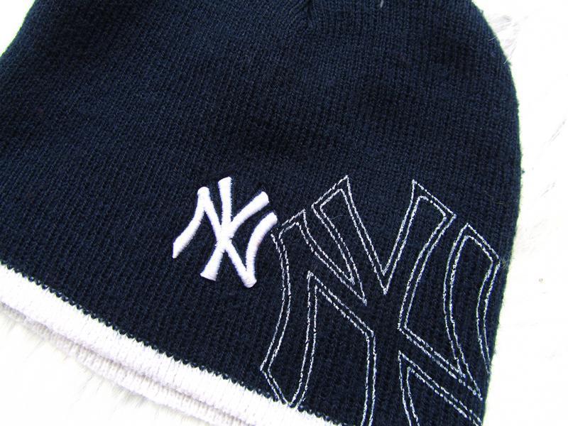 Стильная  шапка yankey - Фото 3
