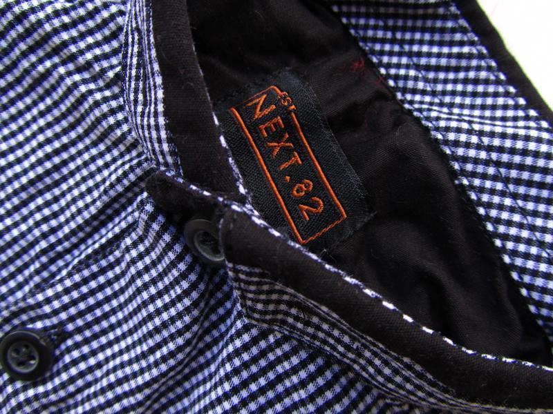 Стильная рубашка с коротким рукавом next - Фото 2
