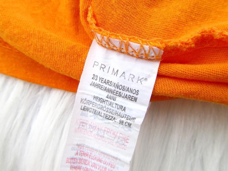 Стильная футболка primark - Фото 2