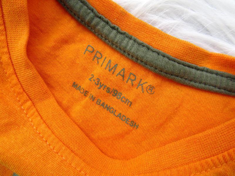 Стильная футболка primark - Фото 3