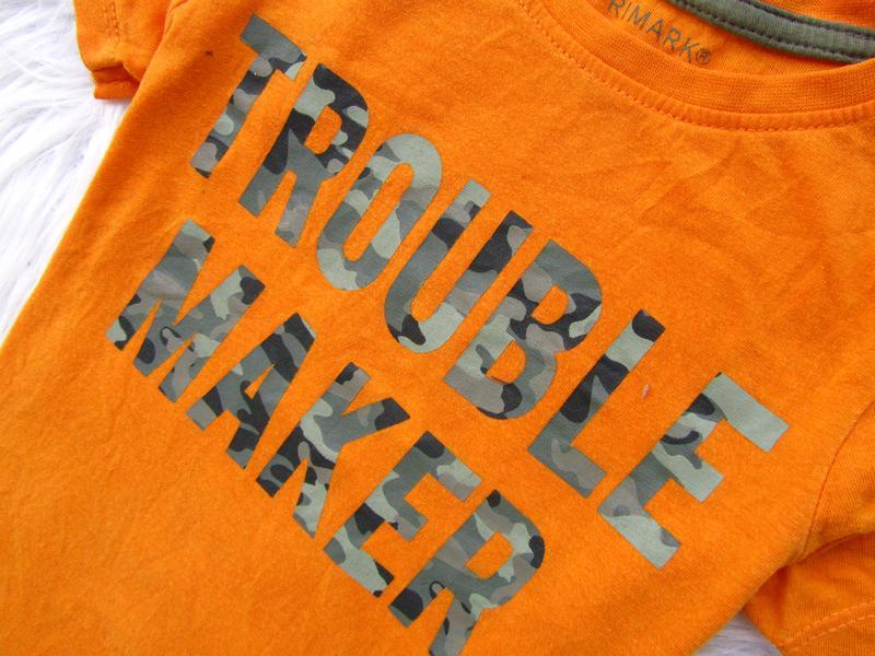 Стильная футболка primark - Фото 4