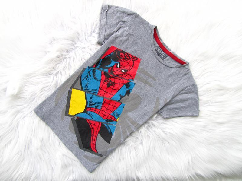 Стильная футболка marks & spencer spiderman