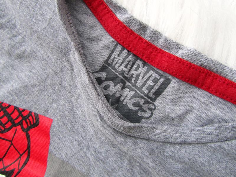 Стильная футболка marks & spencer spiderman - Фото 4